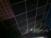 ceiling tiles with sound proofing | Cabin basement ...