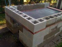 cinder block barbecue grill - Google Search | CINDER BLOCK ...