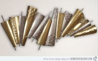 15 Modern and Contemporary Abstract Metal Wall Art ...