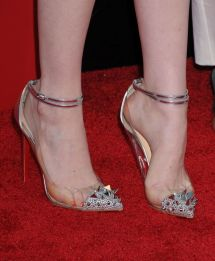 Emma Stone Pantyhose Feet