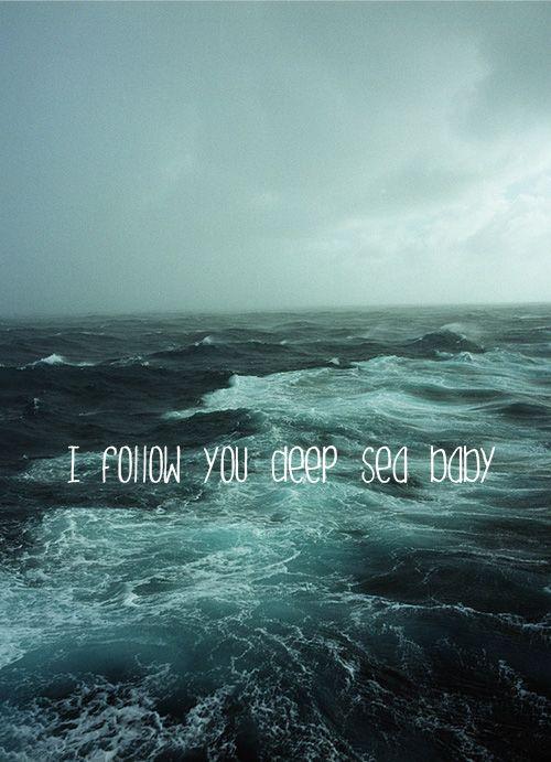 Lykke Li Deep Sea Baby : lykke, Follow, DEGREE