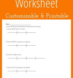 31 Dimensional Analysis Unit Conversion Worksheet Answers - Worksheet  Resource Plans [ 1505 x 735 Pixel ]