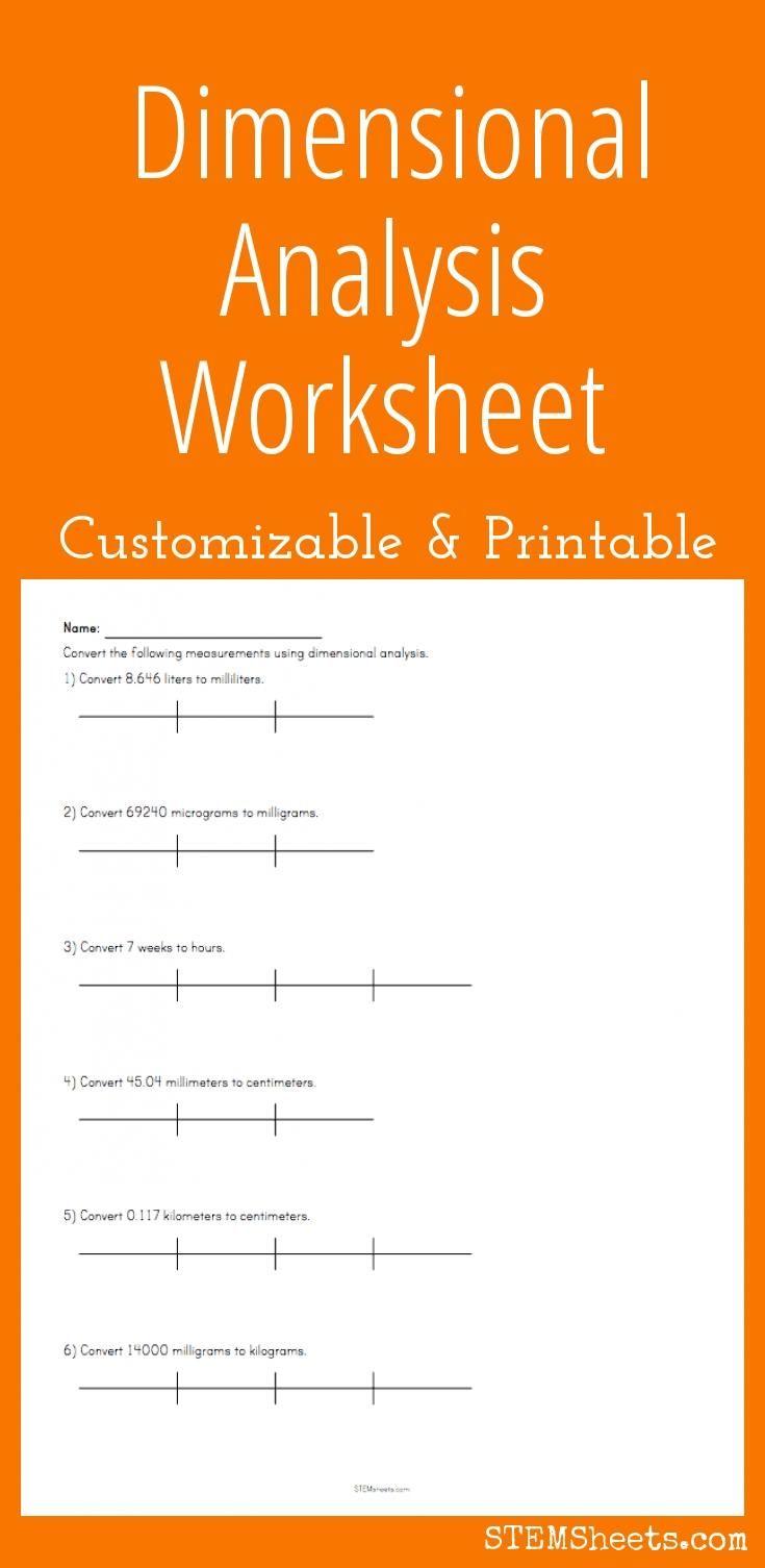medium resolution of 31 Dimensional Analysis Unit Conversion Worksheet Answers - Worksheet  Resource Plans