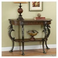 Small Console Table Decorating Ideas - Entryway Console ...