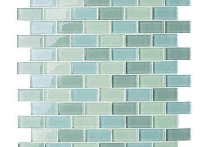 Bathroom tiles our pick of the best mosaic tile bathroomsglass also glass brick