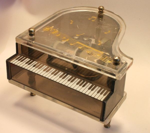 Old Creepy Music Box - Year of Clean Water