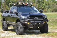 Rack roof toyota tundra | TUNDRA | Pinterest | Roof rack ...