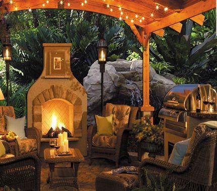 Earthscapes Garden Room's Open Garden Room Bring The Outdoors In