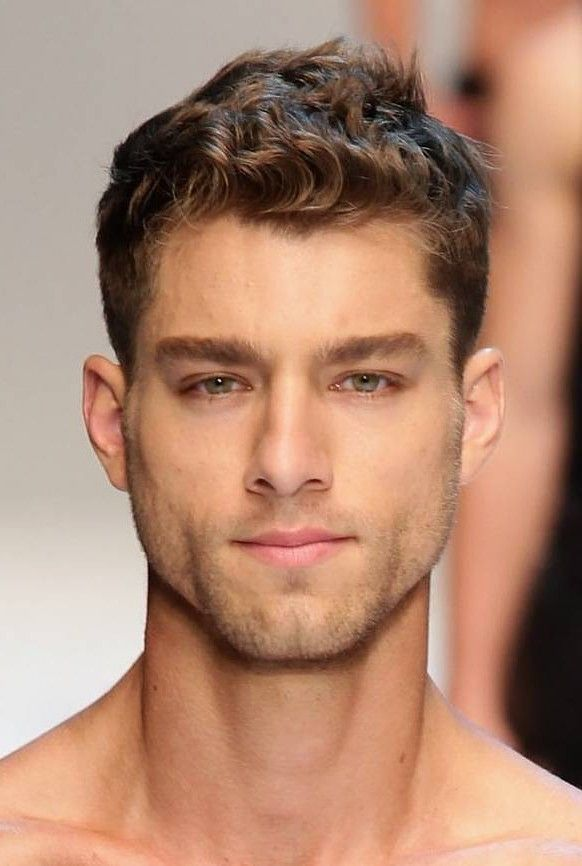 20 Cool Hairstyles For Men With Thin Hair Thick Curly Hair