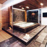 HUGE master bathroom. | Master Bath | Pinterest | Luxury ...