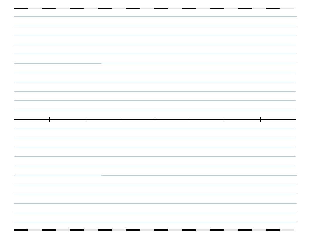 Free Blank Timelines Timeline Template