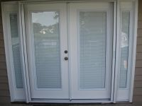 Blinds for French Doors A way to secure and beautify your ...
