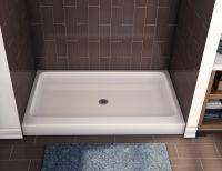 fiberglass shower pan american standard with modern ...