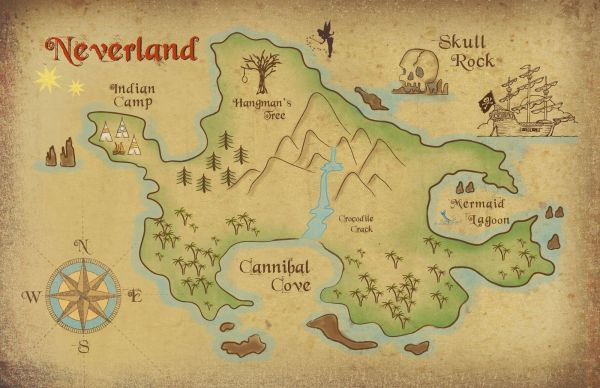 20 Ouat Map Pictures And Ideas On Stem Education Caucus