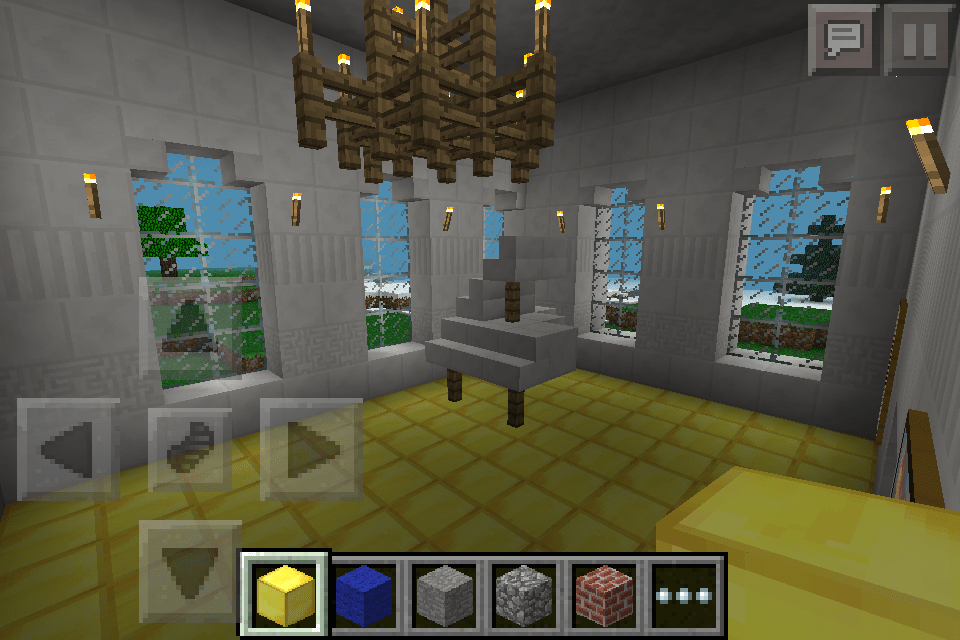 Chandelier Minecraft Pinterest Chandeliers And Craft
