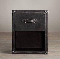 Mayfair Steamer Trunk 1-Drawer Cube...nightstand /? | 219 ...