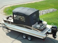 Image result for tent for pontoon boat | Boats | Pinterest ...
