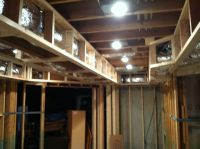 Tray Ceiling Framing | Basement Projects | Pinterest ...