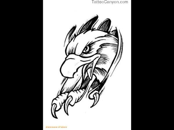 Native American Tribal Tattoos Drawings