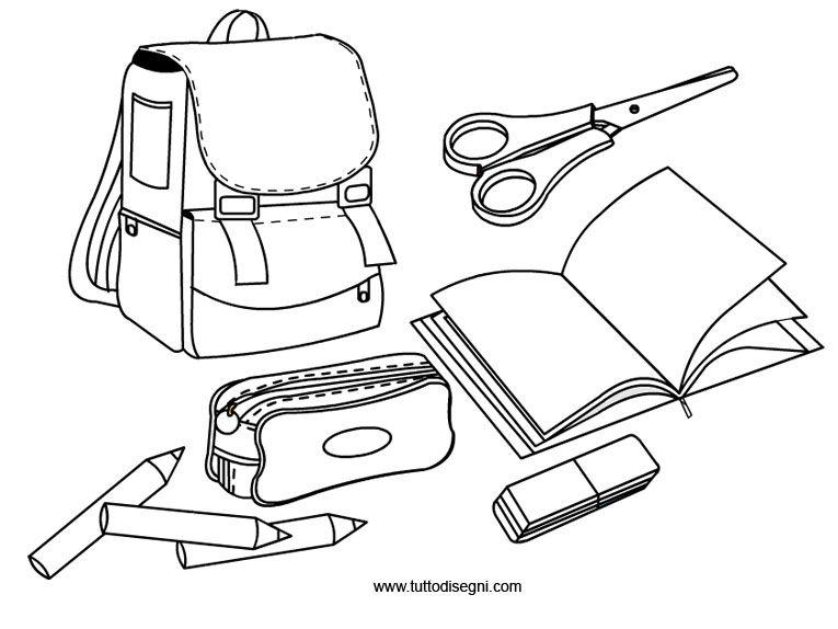 Risultati immagini per la scuola disegni
