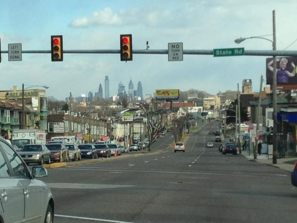 Image result for upper darby to philadelphia view