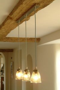 Trio Set of Paris kitchen ceiling lights at Garden Trading ...