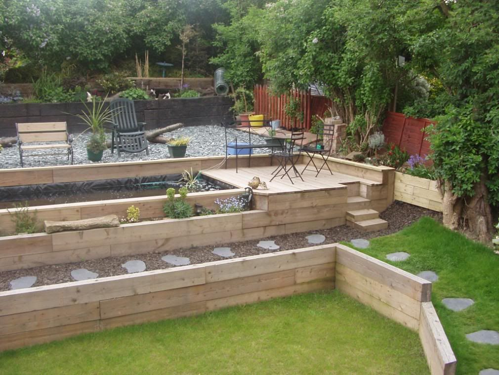 Stuart Watson's Epic Garden Transformation With New Railway