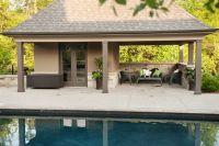 Backyard Pool Houses And Cabanas | Pool Sheds And Cabanas ...