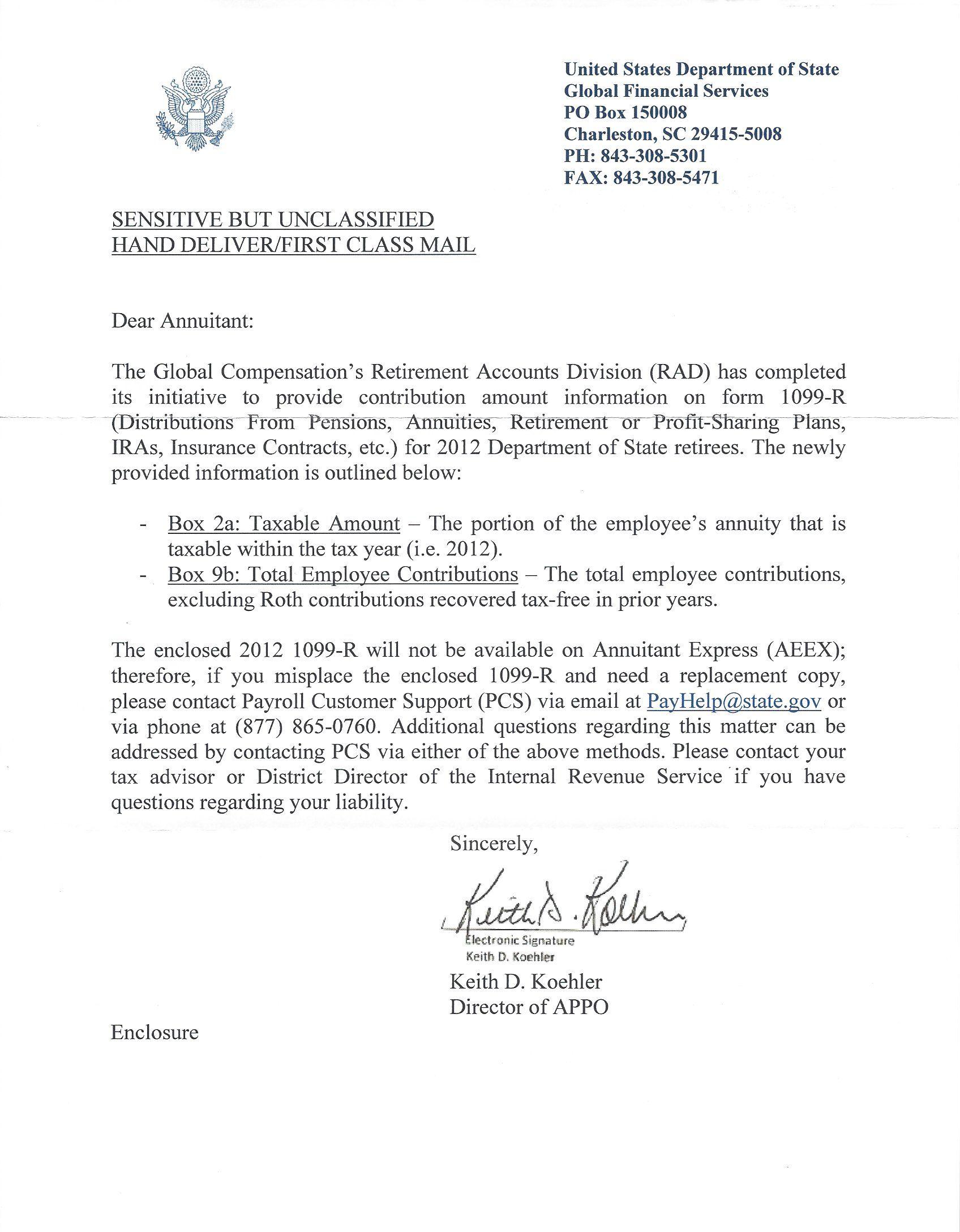 Homeland Security Cover Letter Sample  Andrian James Blog