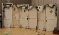 vintage door wedding backdrop - Google Search | Wedding ...