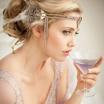 Updos For Long Hair Gatsby Hair For Your Look Inspired In