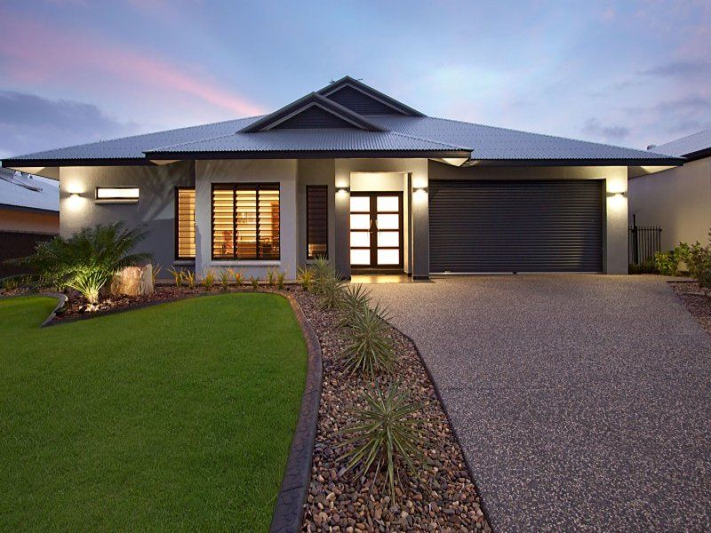 Photo Of A Tiles House Exterior From Real Australian Home House