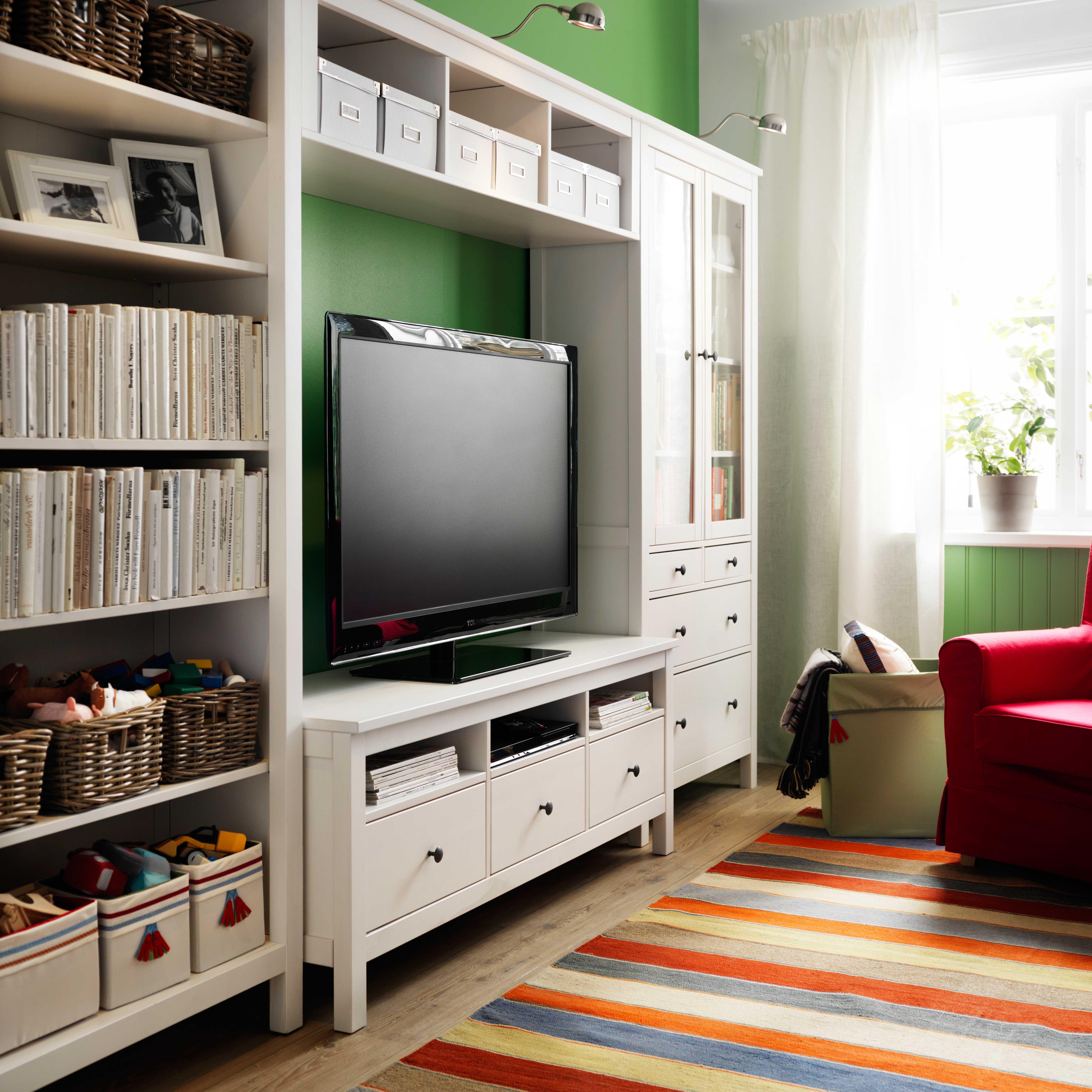 Hemnes Tv Möbel | Ikea Hemnes Fürs Neue Wz: Zu ...