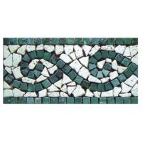 mosaic tile pattern | Mosaics, Glass | Pinterest | Tile ...