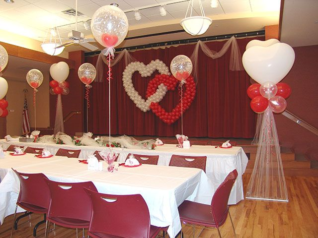 Beautiful And Inexpensive Decorations With Balloons