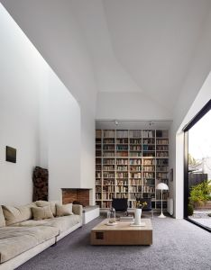 Gallery of house coy yiontis architects also rh za pinterest