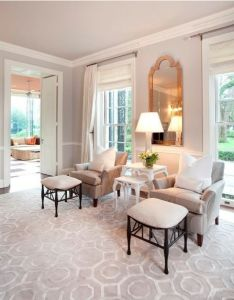 Stylish interior designs by laura umansky  style estate also grand scale living homes pinterest rh