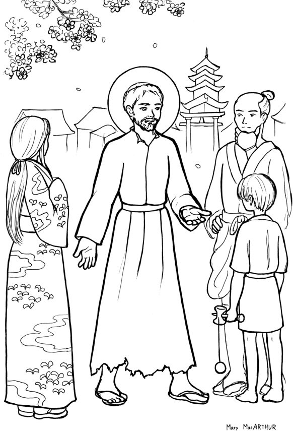 29.95 for the Liturgical year subscription. . Sketches and