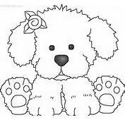 Mi Colección De Dibujos ♥ Simpaticos Perritos Para Pintar