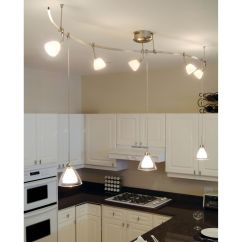 Kitchen Track Lighting Fixtures Collectibles Light Maybe One Hangs Down Over Sink For