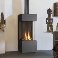 Freestanding Gas Fireplaces for Sale | Living Room ...