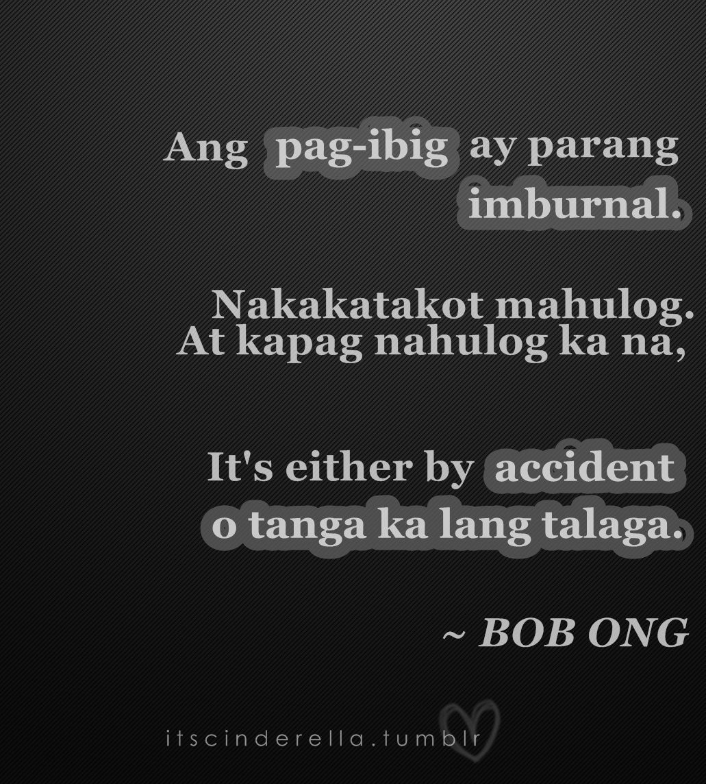 Tagalog Quotes About Friendship Bob Ong Quotes About Friendship Tagalog Patama Picture