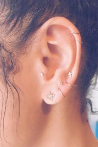 Constellation Piercings Are the New Earring Trend You Need ...