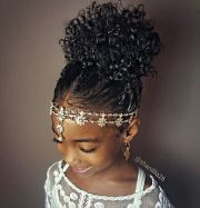 high puff- natural hairstyles