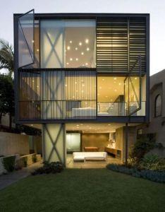 Hover house by glen irane architects losangeles usa via architecture design also rh pinterest