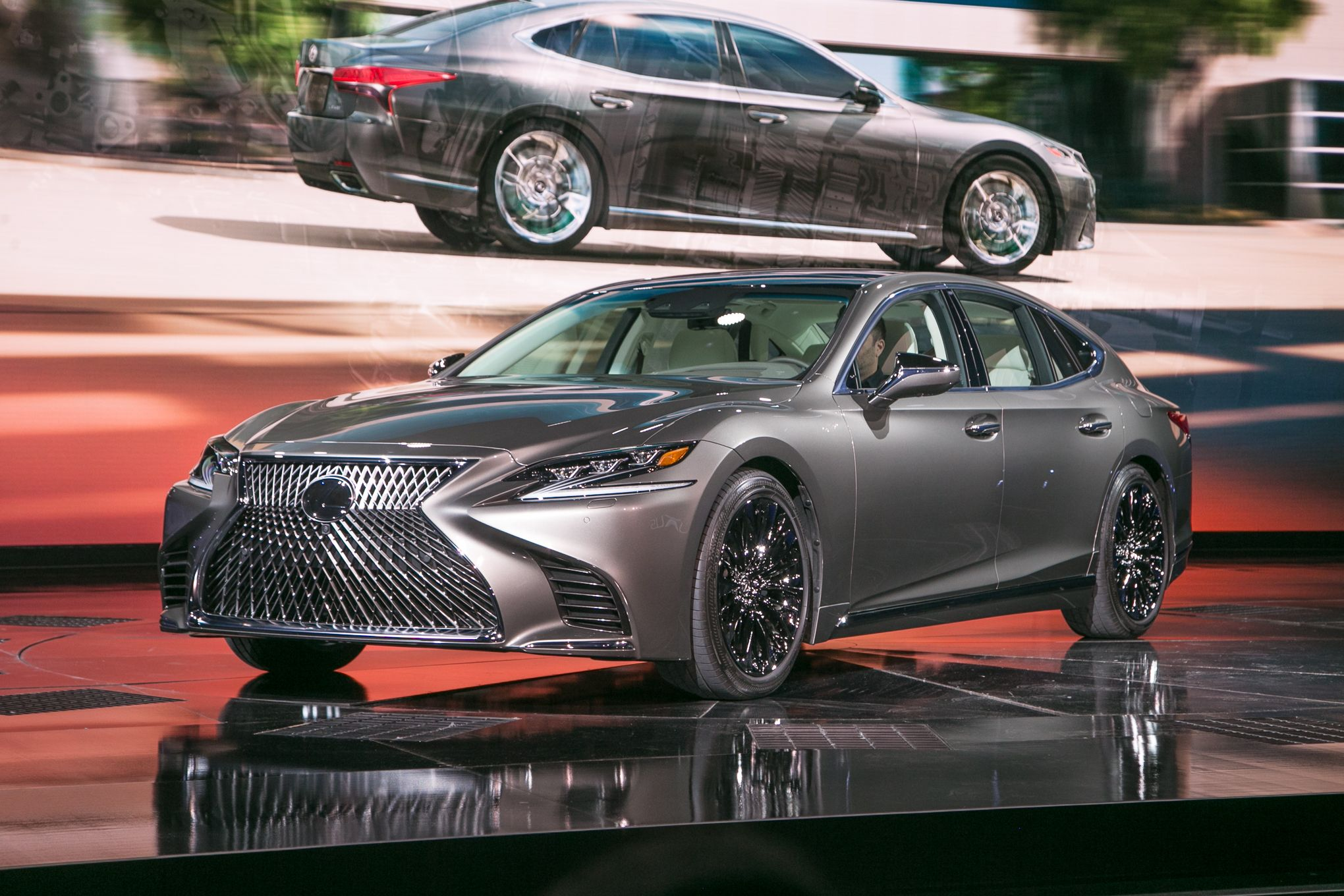 It s been quite a while since Lexus significantly updated its
