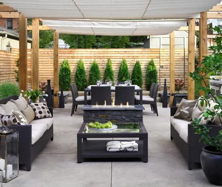 25 Inspiring Outdoor Patio Design Ideas Outdoor Living Backyard