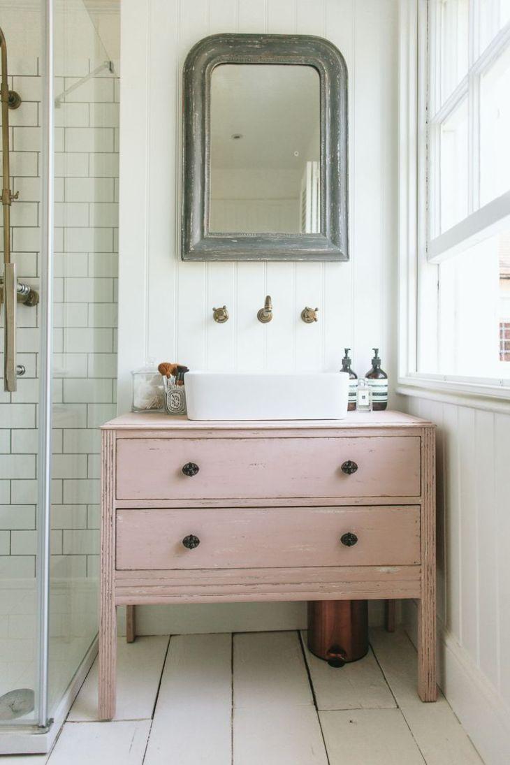 backgrounds diy vintage bathroom vanity for laptop high quality chalk pink sink unit shabby chic