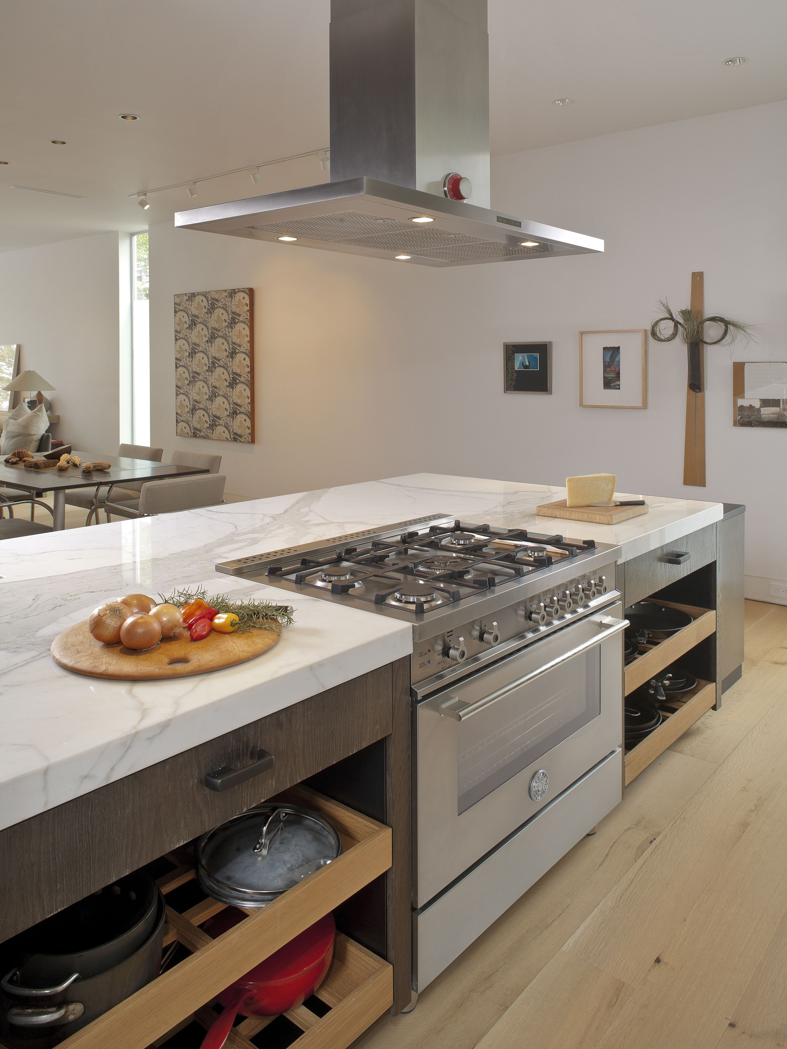 kitchen island exhaust fans hoods stick on tile backsplash houston tx | bertazzoni 36