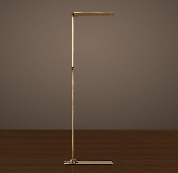 Slimline Task Floor Lamp  feather my NY nest  Pinterest